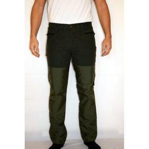 Pantaloni da caccia con cordura antistrappo impermeabile bottoni