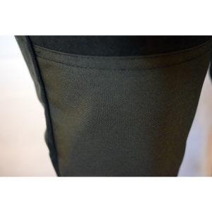 Pantaloni cordura antistrappo impermeabile bottoni