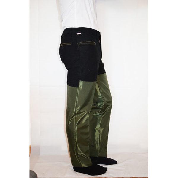 Pantalone Caccia con Cordura antistrappo impermeabile