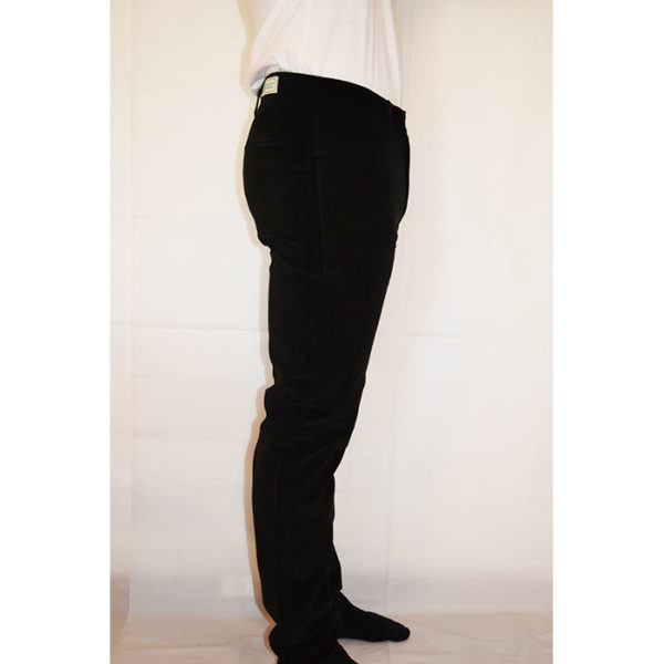 Pantalone Visconti Millerighe Liscio