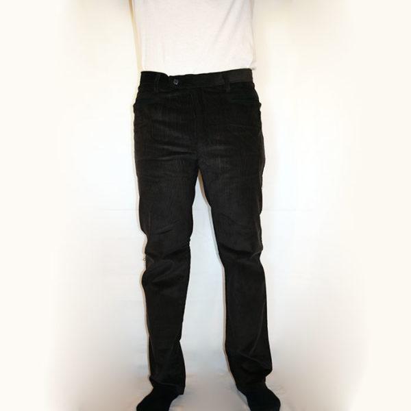 Pantalone Velluto rigato non elastico