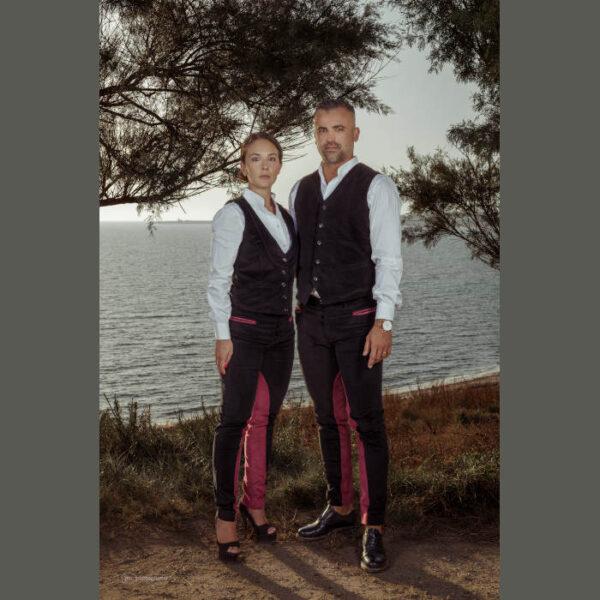 pantalone fantino coppia