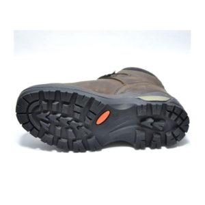 suola della scarpa grisport comoda e leggera articolo 855dv in pelle fiore bovino oliata