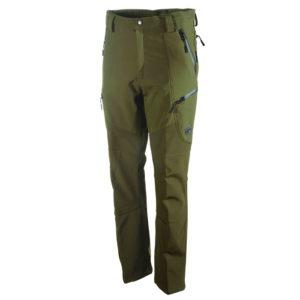 Pantalone per la caccia o il tempo libero in softshell