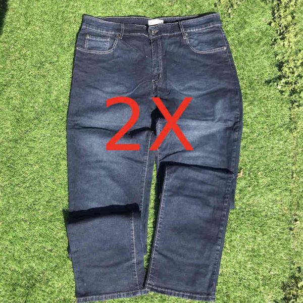 jeans uomo elastico