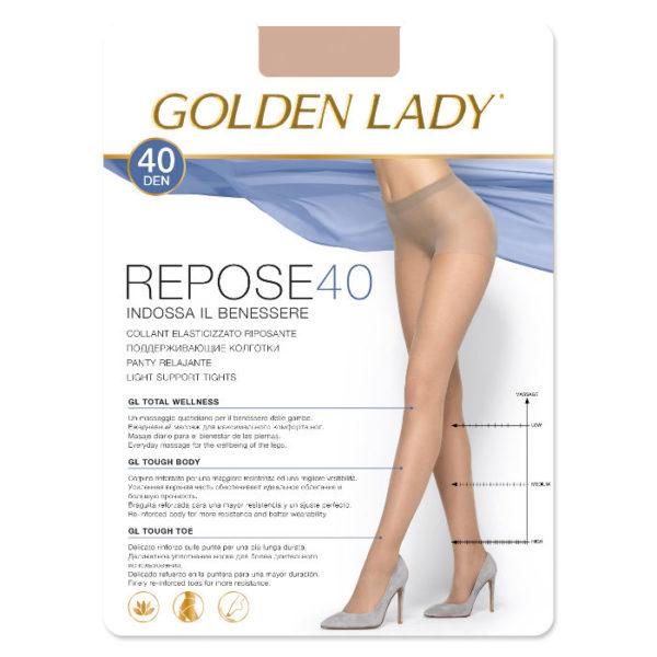 collant golden lady repose 40 denari