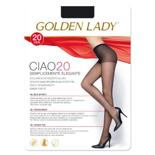 collant velati golden lady 20 denari