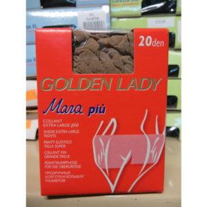 collant golden lady mara più taglia xl
