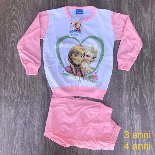 pigiama bimba in cotone primavera estate made in italy