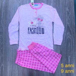 pigiama bimba primavera/estate 240041