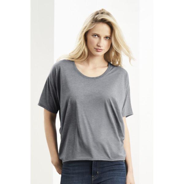 t-shirt larga da donna an36pvl