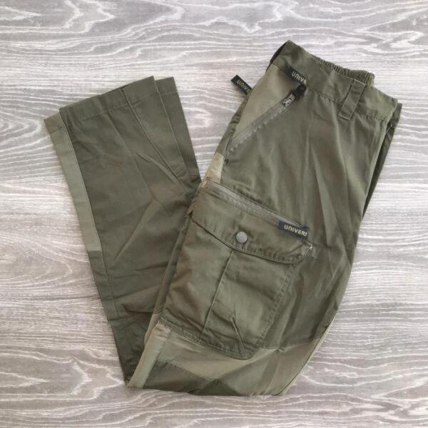 pantalone univers con trattamento idrorepellente